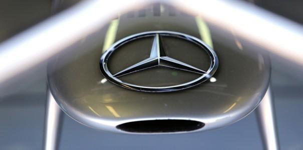 Mercedes Test Jovenes Pilotos 1