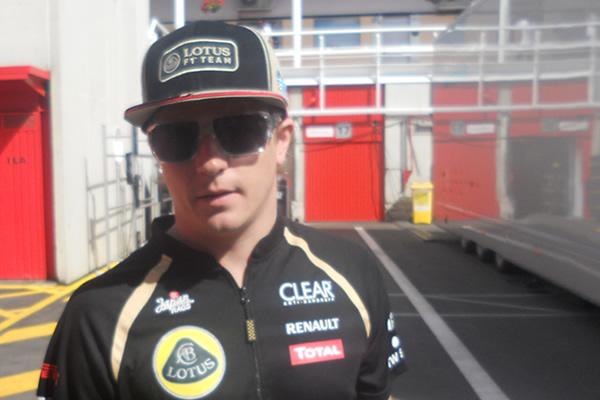 Kimi Raikkonen 1.2