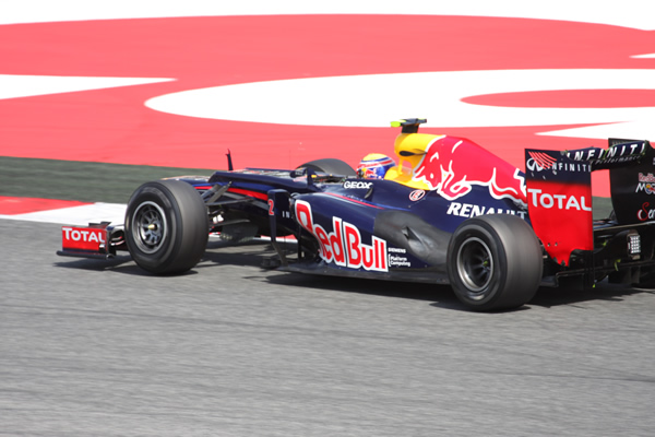 Mark Webber 1