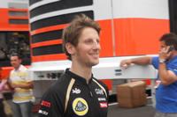 Romain Grosjean 1-1 - Miniatura