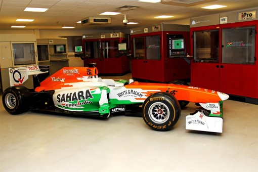 force_india-3d-systems