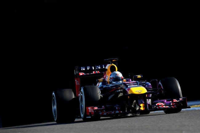 Sebastian Vettel - Jerez 2013