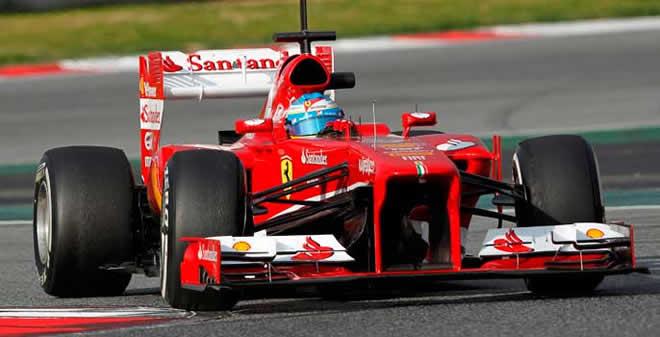 Fernando Alonso - 3 Dia Test - Montmelo