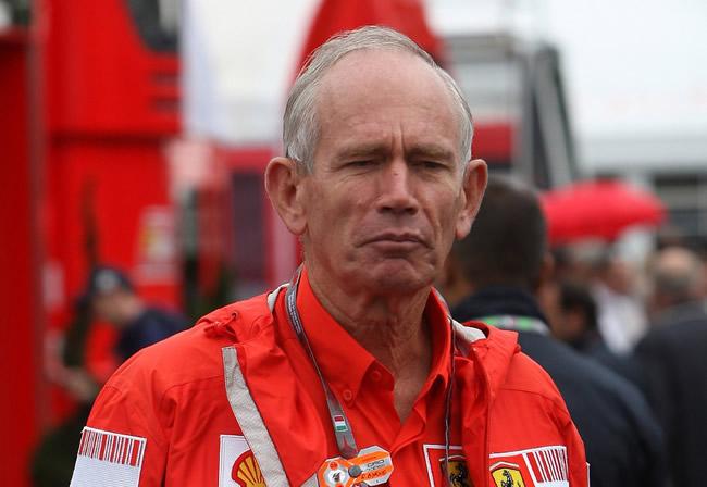 rory byrne Ferrari