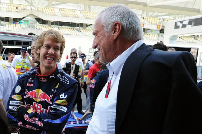 Mateschitz - Vettel 2010