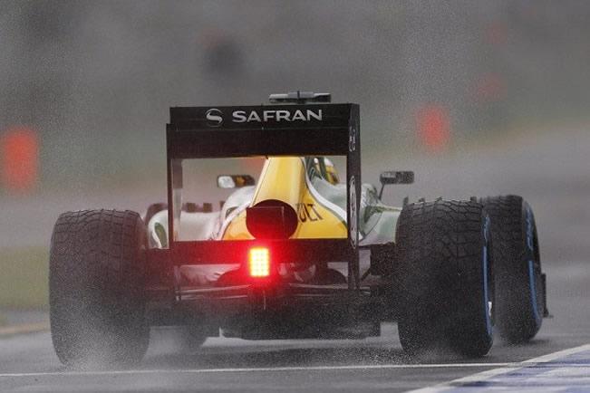 Caterham GP Australia 2013 - Calificación