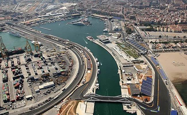 GP Europa - Valencia