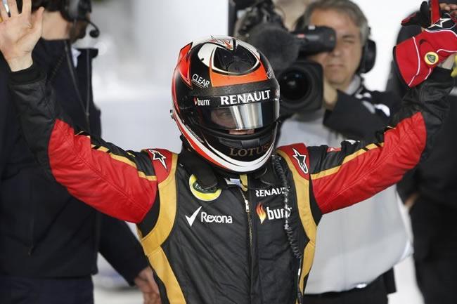 Victoria - Kimi Raikkonen - GP Australia 2013