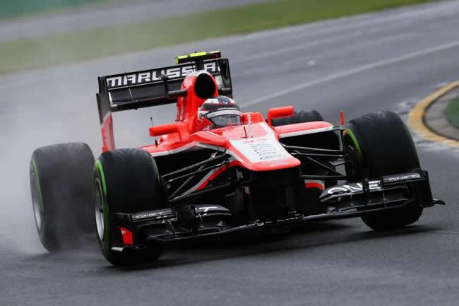 Marussia GP Australia 2013