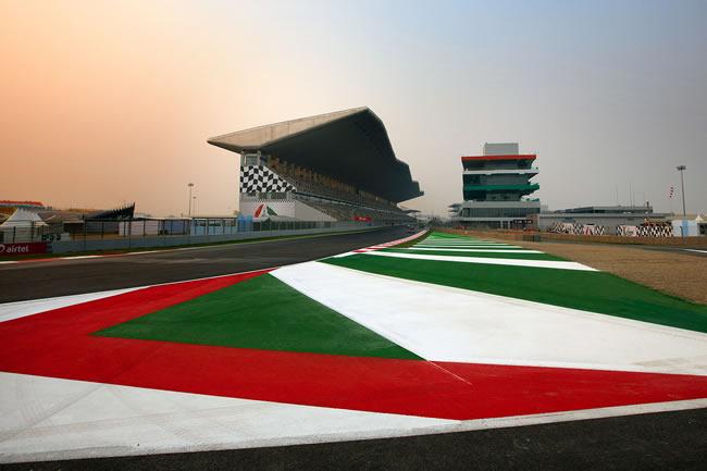 Circuito Gran Premio de India - Buddh