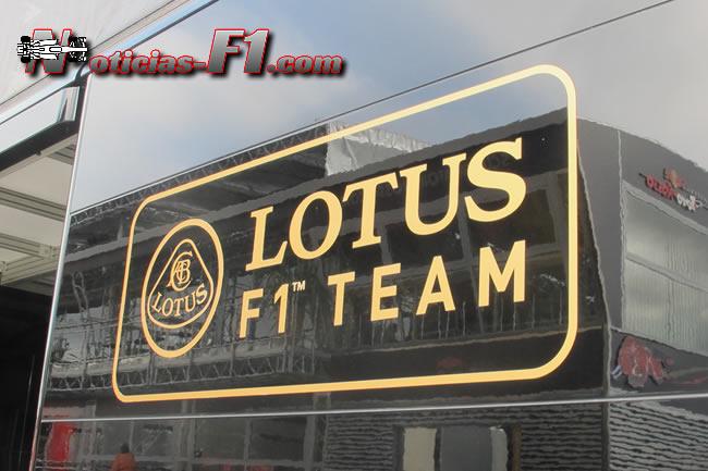Logo - Equipo Lotus - www.noticias-f1.com