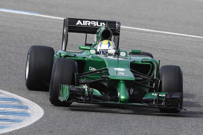 Caterham-CT05