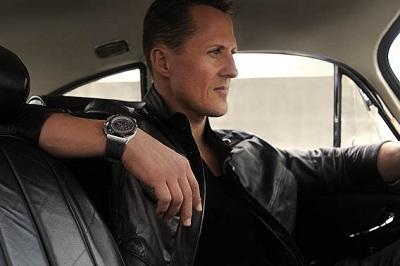 Michael Schumacher Audermars Piiguet 1