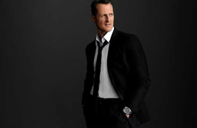 Michael Schumacher audermars Piguet