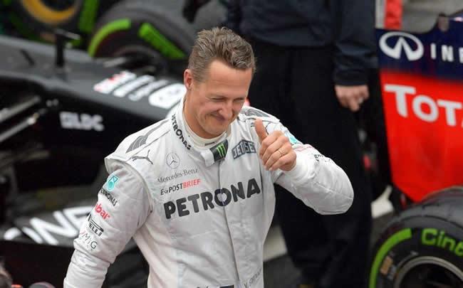 Michael Schumacher Brasil 2012 - 5