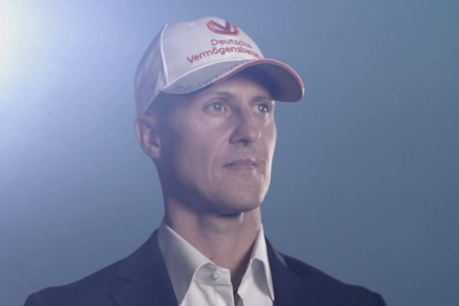Michael Schumacher DVAG
